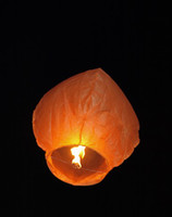 Christmas flying lanterns paper lantern Flying lantern holiday light party lantern paper lantern holiday light party light 500pcs