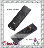 Wholesale 5 ot new Mele Fly Mouse F10 in1 Air mouse Wireless mouse Keyboard Remote control