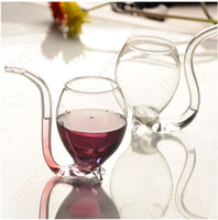 Wholesale New ML Vampire wine glass Red Wine Glasses Party glasses