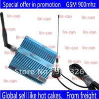 GMS 900MHZ cell phone signal booster - Freeshipping Chinapost Mobile Phone Signal Booster Repeater Cell phone signal amplifier repeater