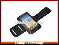 Leather Universal Guangdong China (Mainland) DHL fedex free shipping new sport gym armband for samsung Galaxy Note GT-N7000 I9220, mobile phone p