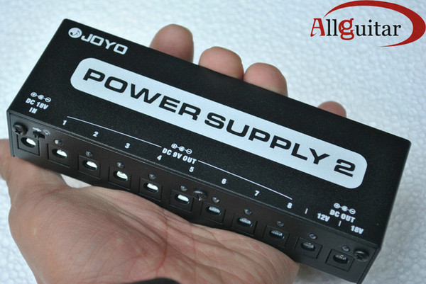 pedal's power supply