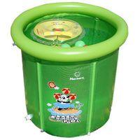 Wholesale Enhanced green baby swimming pool