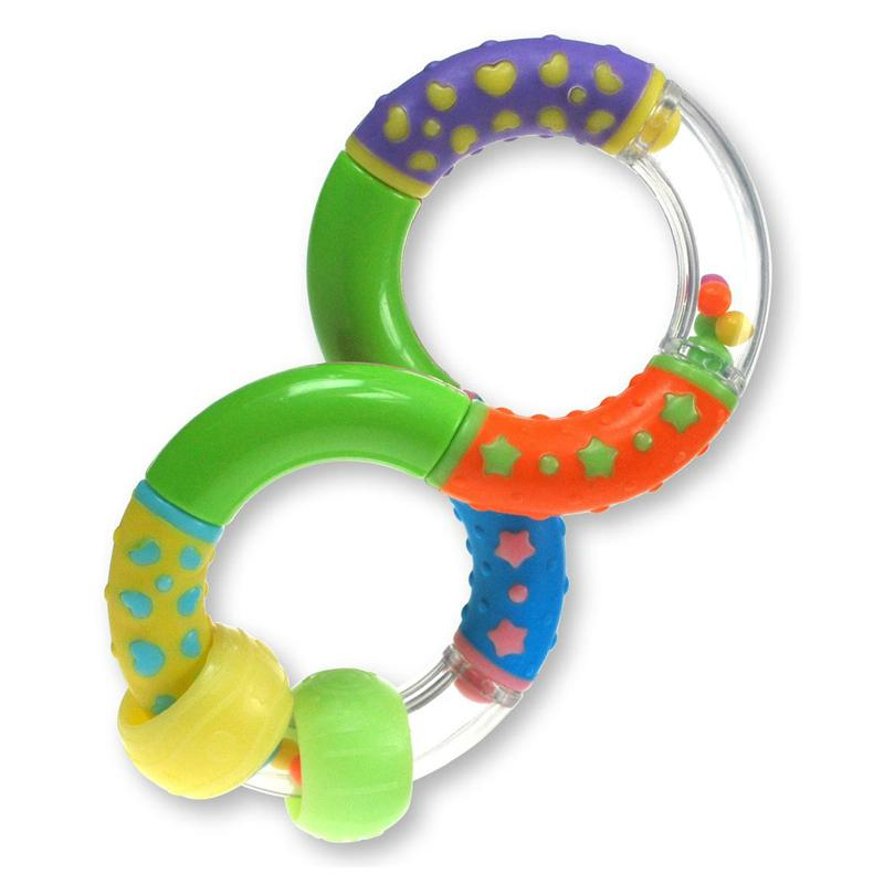 Baby Rattle Toys : Baby educational toys rattle toy magic ring