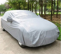 Wholesale 2012 Hot Sell Car Accessories Hood UV Protection Car cover sewing Sun Dust proof