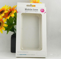 Wholesale universal Paper Plastic Retail package Packaging box for iphone plus iphone s c s samsung s3 s4 i9500 note