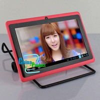 Wholesale Quality Q88 ALLwinner A13 Android Tablet PC Capacitive MB DDR3 GB GHZ Lowest price