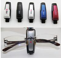 Wholesale Fashion Smart Car Vehicle Sunglasses visor clip Eyeglasses Holder