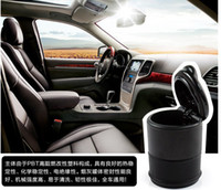 Wholesale High Quality texture vehicle ashtray auto resistant material made for all cars