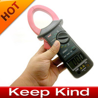 Wholesale High quality BM801 digital clamp meter digital clamp multimeter clamp tester