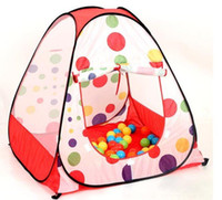 Wholesale Children Kids Play Tent toy game house baby beach tent indoor amp outdoor tent