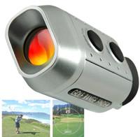 golf driving range - Golf Digital Range Finder with X Magnification Distance Drive Measurer