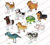 Wholesale assorted designs hot sale Walking Pet Balloon