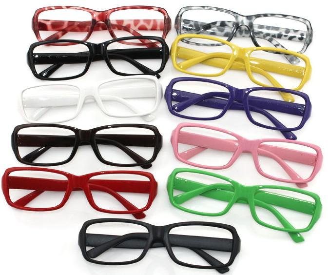 fashion surface spectacle frames non mainstream empty glasses lens frame