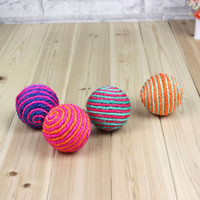Wholesale Cat catch ball cat ball cat toy pet toy Small ball