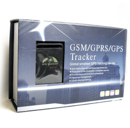 Wholesale Realtime GSM GPRS GPS Tracker TK102 works with free monitor software the best offer for promotiom