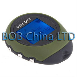 Wholesale GPS Tracker Mini Handheld Tracking with Providing AccuratePosition for Outdoor Sport