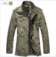 Wholesale men s Thick warm coat men s jacket men s outwear clothing size M XXL
