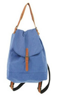 Wholesale Trendy Leisure Multipurpose Canvas Bag Women Backpack Hobo Bag Christmas Gift
