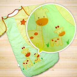 Wholesale Baby sleeping child sleeping bag detachable cuff fashion from kicking the quilt baby sleeping bag