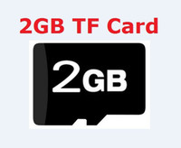 2GB 2 gb micro sd card - REAL GB MICRO SDHC SD microSD Memory Card GB TransFlash Cards Bulk Pakcage NO adapter DHL
