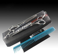 Wholesale Hot Sale TONI GUY JP440C steel hair salon cutting and thinning barber scissors