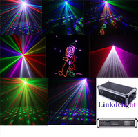Auto strobe Blue EU 3W RGB multi color laser lights, laser show system for DJ Pro disco clubs High speed scanner 30 kpps