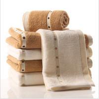 Wholesale 5PC cm cm Purified Cotton Towel Face Towel Bath Towel Washcloth Baby Towel Super Soft