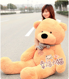 Wholesale Boyds Large Meters Teddy Bear Lovers Big bear Arms Stuffed Animals Toys Plush Doll