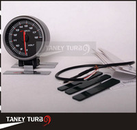Wholesale Tansky APEXI MM VOLTS GAUGE ELECTTRO LUMINESCENT face black TK AP60005 B