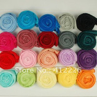 Wholesale HOT SALE Women elegant wrinkle scarf lady fashion Candy Colour Pick Long scarves Wrap