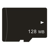 Memory Card   Real 128MB Micro SD Memory Card 128 MB T Flash SDHC TF T Flash CARDS Full Capacity