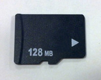 Wholesale 128MB Micro SD HC Memory Card Full Capacity Genuine MB MicroSD TF Flash mini Cards