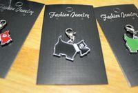 Wholesale New item pet dog tag charm dog shape pet tag pet jewelry