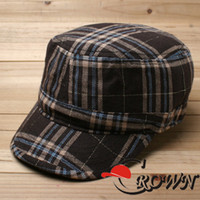 Wholesale Military cap Stylish Hat with adjustable strap Mix order acceptable