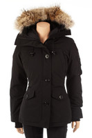 Women Waist_Length Cotton Women Winter Warm Short Fur HOODED Down Parka Hood Coat Jacket black New Size XS S M L XL