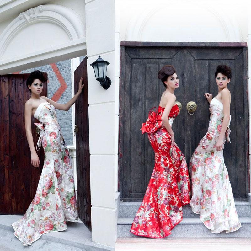 Oriental Style Evening Dresses 78