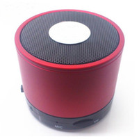 Wholesale 20pcs Monnster Mini bluetooth Speaker wireless speaker in retail box color to choose FS by DHL