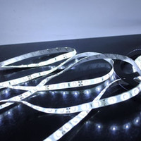 Wholesale 3528 LED Strip M M Roll LED m DC V W Red Yellow Blue Green White Waterproof Strip Light