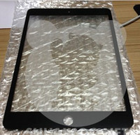 For iPad Mini Digitizer glass touch panel len with home butt...
