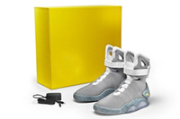 Wholesale Mag Back to the Future Glowing Shoes Limited Edition Latest Shoes Gorgeous Mens Basketball Shoes