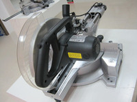 Wholesale 12 Inch Miter Saw Cutting Aluminum Machine Two Jampan With Laser