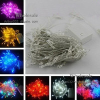 Wholesale Big Discount M FT LED LED String Lamp Light For Xmas Christmas Fairy Wedding Party