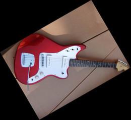 New Professional China Electric Guitar Jaguar model red 100828