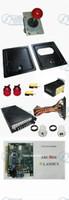 arcade coin door - Arcade parts Bundles kits With Joystick Push button Power supply Coin door Jamma harness to Build Up