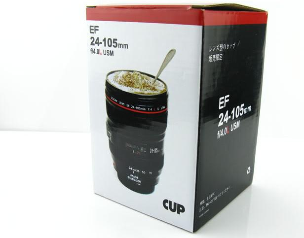 Newest Canon Coffee Cup Ef 24 105mm Lens Mug 1 1 Stainless