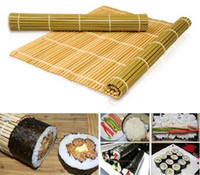 Wholesale Peel Hong Bamboo Sushi Bamboo Curtain Sushi Rolls Cuisine Dedicated Kitchen Gadgets