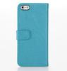 For iPhone 5 Case Genuine Leather Pouch Flip Back case cover for Apple iPhone 5 5G DHL Free ship