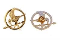 South American mockingjay - The Hunger Games Brooches Inspired Mockingjay And Arrow Brooches Pin Corsage J570