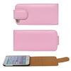 For iphone 5 Leather Case Magnetic Flip Leather Case Cover for iPhone 5 5th Gen DHL ship